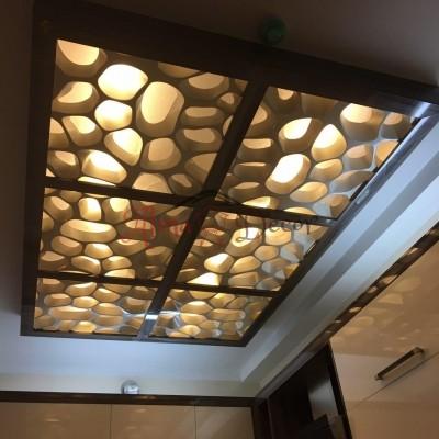 پانل اسفنجی سقفی