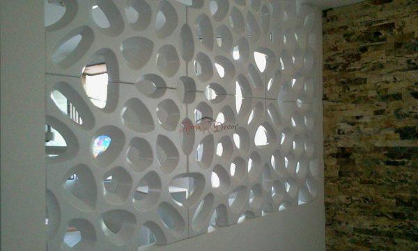 پانل سه بعدی اسفنجی