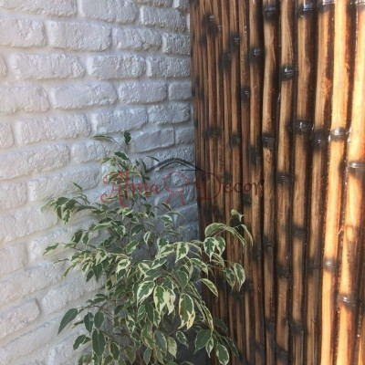 پنل دیوارپوش کامپوزیت فایبرگلاس طرح بامبو (1)