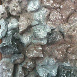پنل دیوارپوش کامپوزیت فایبرگلاس طرح سنگ آتشفشان
