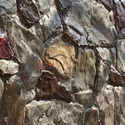 پنل دیوارپوش کامپوزیت فایبرگلاس طرح هارد استون